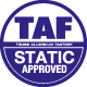 TAF Static Approved