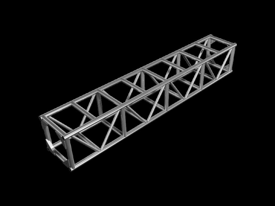 FTB-M | 52x52cm (20.5x20.5inch) bolted truss FTB | ExhibitAluTruss
