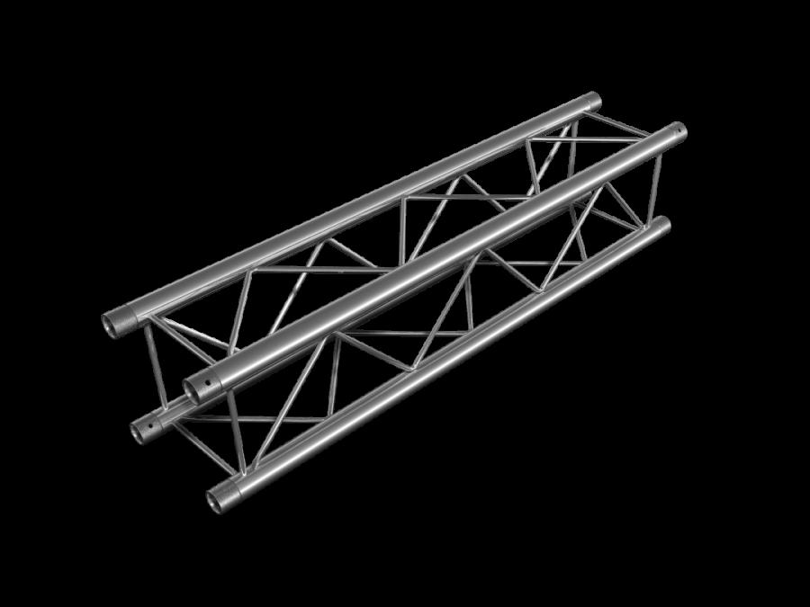 FT24 | 8inch (220mm ) light duty square truss FT24 | ExhibitAluTruss