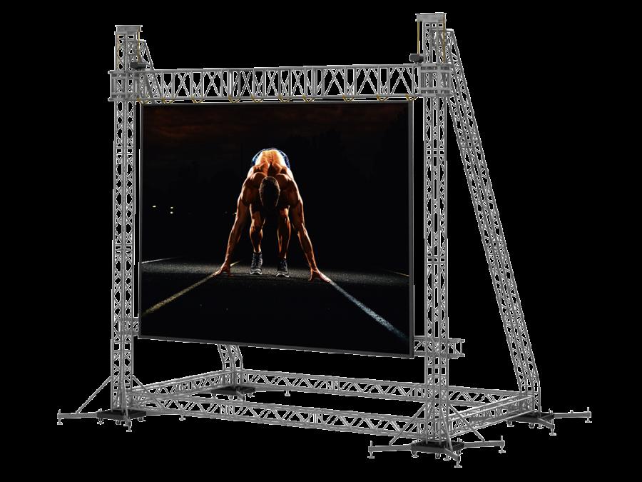 LED FRAME 3 | Led Frame 3 | ExhibitAluTruss