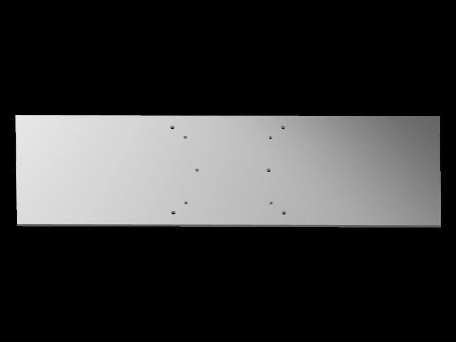 3005 | 3005 Universal base plate | ExhibitAluTruss