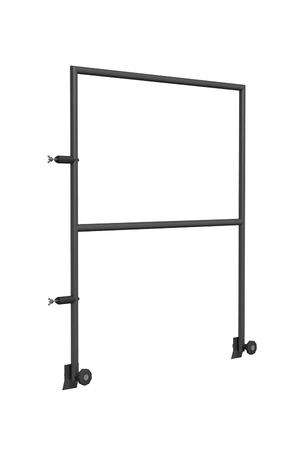STH-RAIL-100 | Handrail for staging system STH-RAIL-100 TAF | ExhibitAluTruss