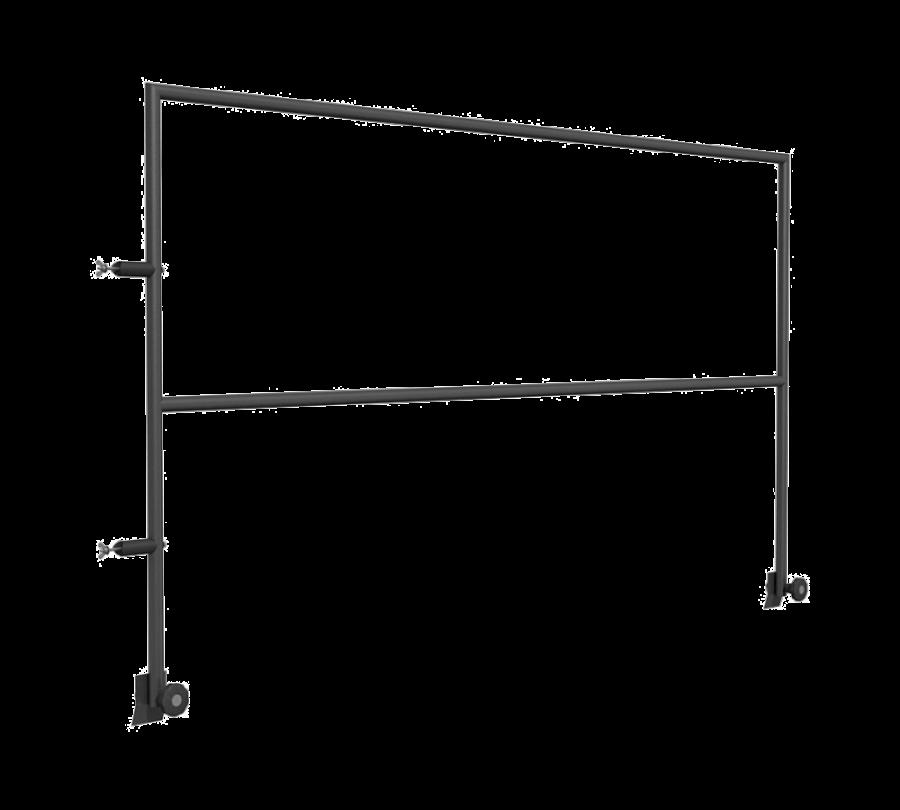 STH-RAIL-200 | Handrail for staging system  STH-RAIL-200 TAF | ExhibitAluTruss