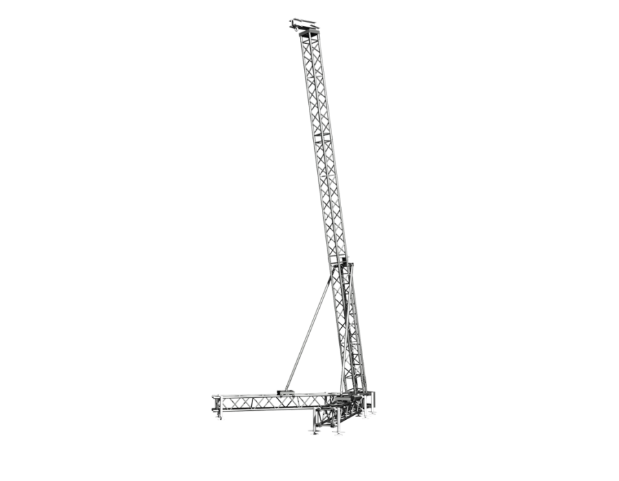 PA-TOWER-2 | line array aluminum support PA TOWER 2 | ExhibitAluTruss