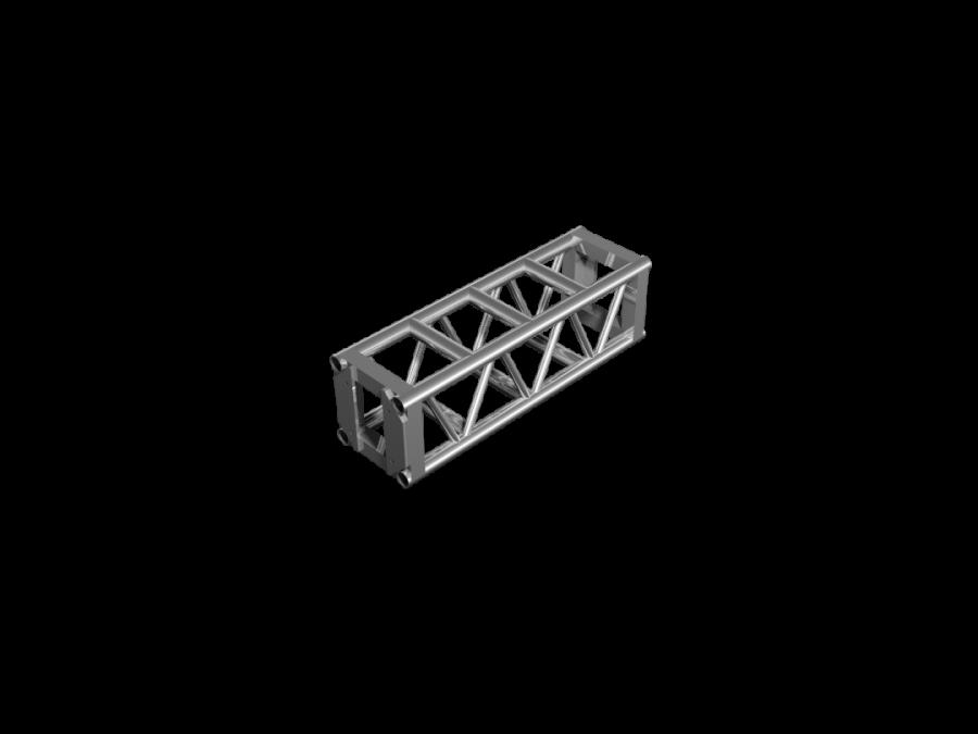 FTB-L | 30.5x30.5cm (12x12inch) bolted truss FTB | ExhibitAluTruss